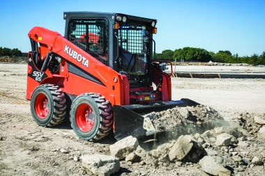 Kubota SSV65 Skid Steer Loader